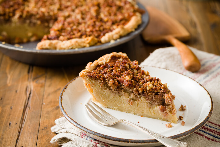 Maple Bacon Idaho® Potato Pie