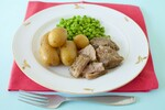 Slow Cooker Pork Ribs and Idaho® Potatoes