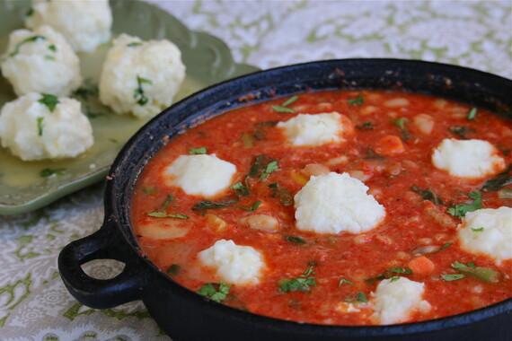 Idaho Potato Dumplings