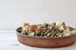 Easter Left Over Potato Salad