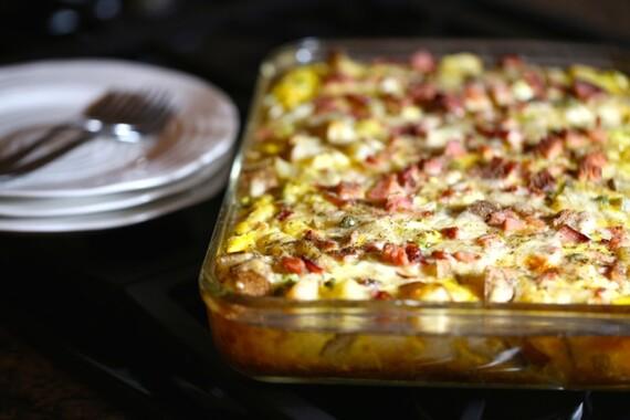 French Idaho® Potato Casserole