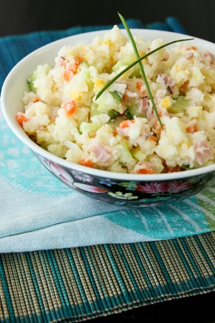 Japanese Idaho® Potato Salad