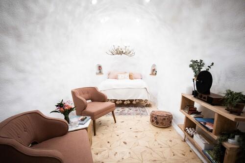 Potato Hotel Interior