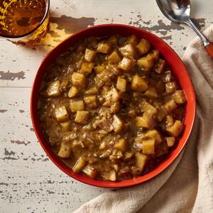Vegetarian Potato Coconut Curry for Idaho® Potatoes