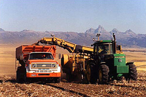 Idaho Potato Commission Congratulates Idaho Growers On Another Harvest Well Done