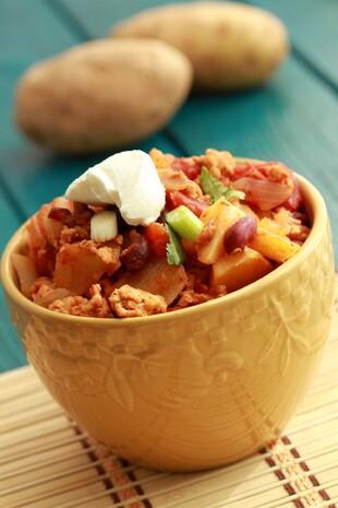 Idaho® Potato Chili