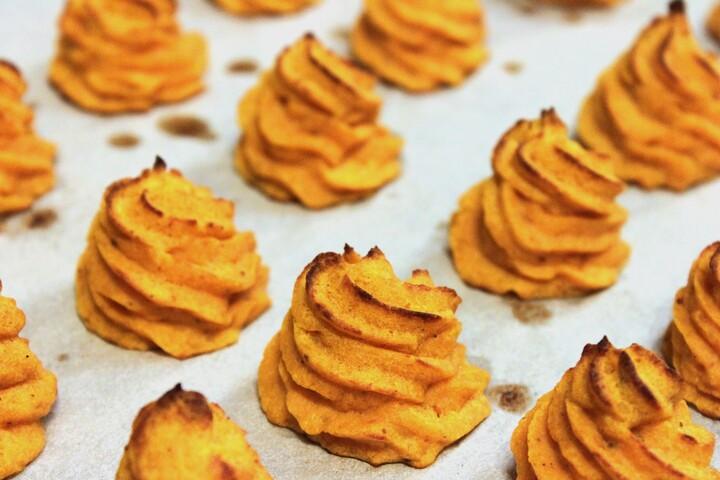 Pumpkin Dutchess Idaho® Potatoes