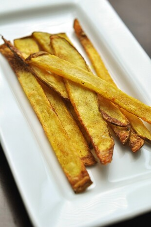 Idaho® Potato Curry Spiced Pomme Frites