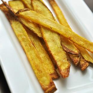 Idaho® Potato Curry Spiced Pomme Frites
