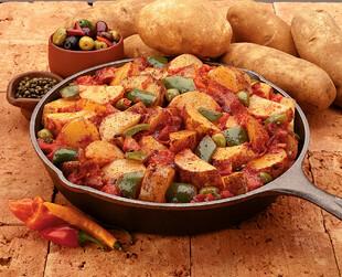 Spanish Potatoes
