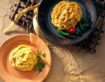 Mashed Potatoes with Mustard Seeds
