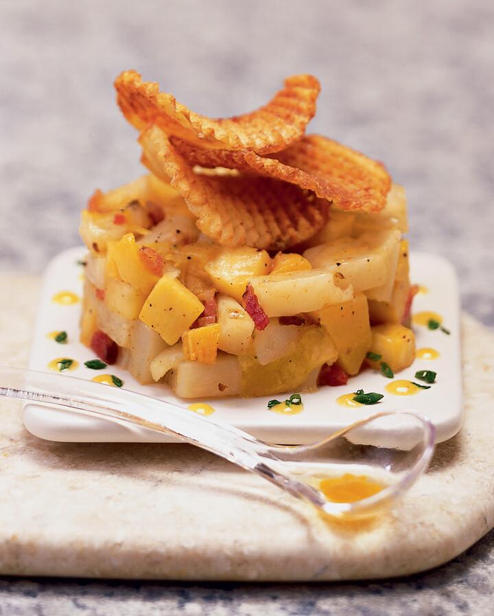 Idaho® Potato and Pumpkin Hash