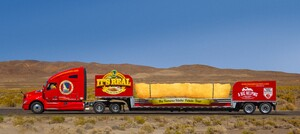 Idaho Potato Commission Trades in Big Idaho® Potato Truck for Big Idaho French Fry Truck