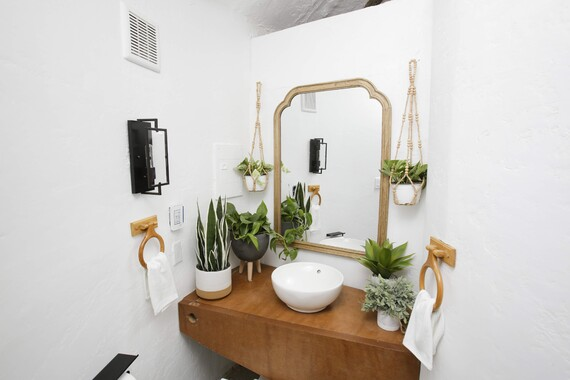 Potato Hotel Bathroom Vanity