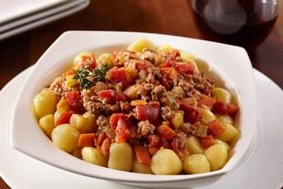 Idaho® Potato Gnocchi With Lamb Ragout