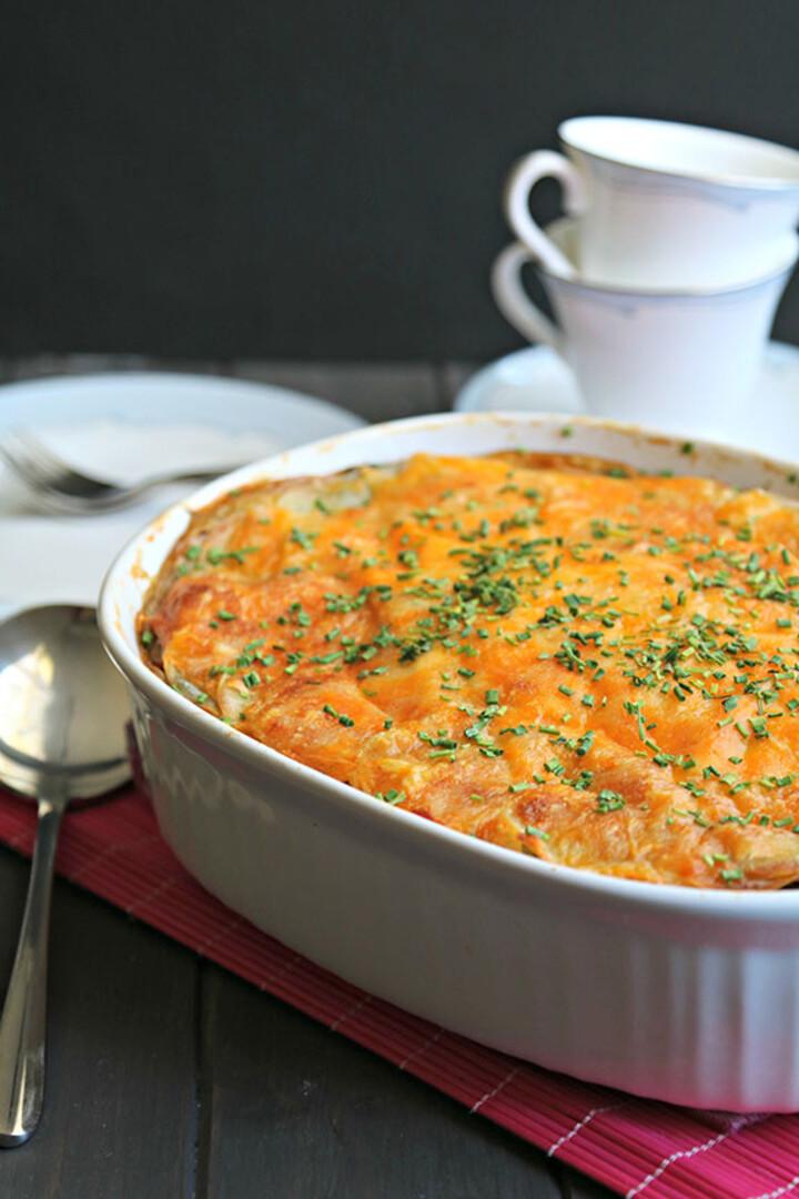 Idaho® Potato Breakfast Casserole