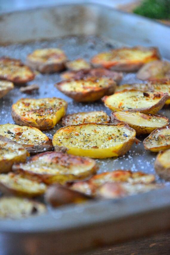 Cinnamon Coconut Potato Chips