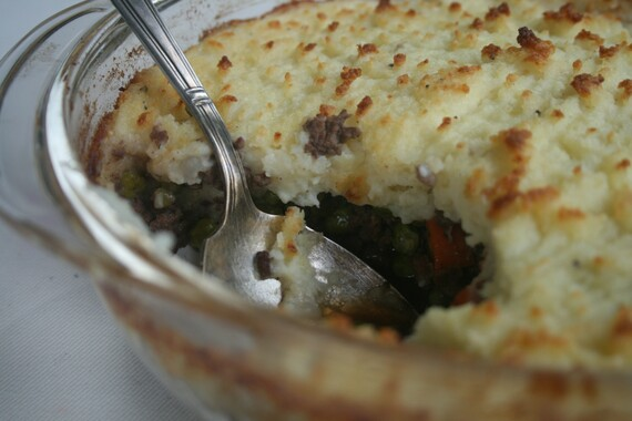 Cottage Pie with Russet Idaho® Potato