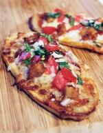 Roasted Idaho® Potato Pizza Slices