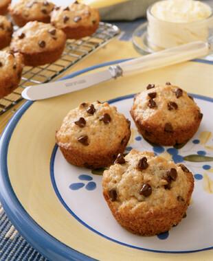 Muffins de Hojuelas de Papa de Idaho® con Chocolate