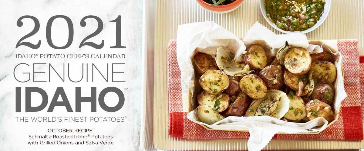 Chef Calendar October '21