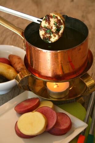 Bagna Cauda and Idaho® Potatoes