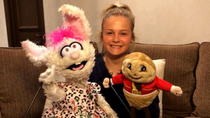 America's Got Talent Winner, Ventriloquist and Singer Darci Lynne Chats with Petunia and the Idaho Potato Commission's Spuddy Buddy
