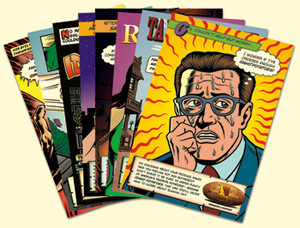 Idaho Potato Commission Comic Book Crusaders Rescue Retailers from Dwindling Produce Sales