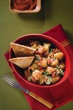 Idaho® Potato Sausage and Egg Gratin