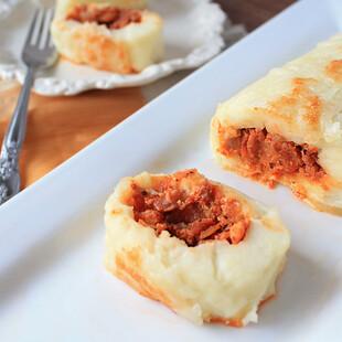 Idaho® Potato And Spanish Chorizo Rolls