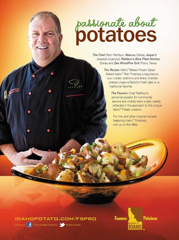 Idaho® Baked Potato Salad