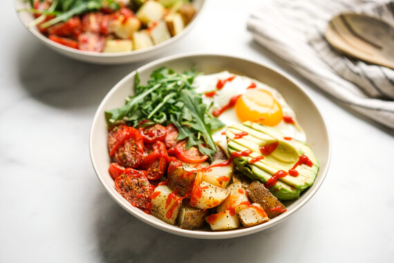 Savory Breakfast Bowl