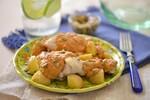 Potato Chicken Pipian