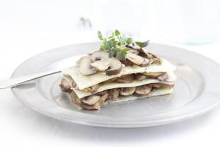 Idaho® Potato & Mushroom Lasagna