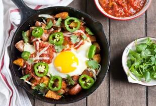 Idaho® Potato Huevos Rancheros