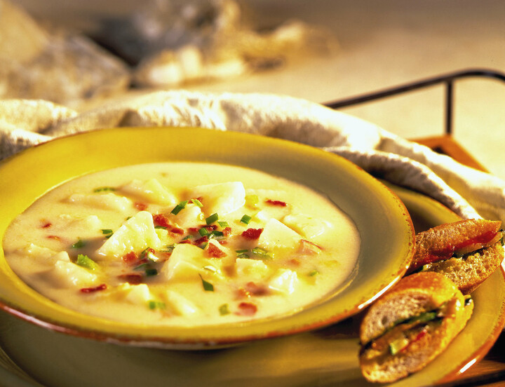 Jean's Baked Potato Soup