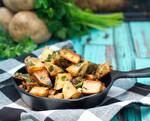 Chimichurri Roasted Idaho® Potatoes