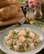 Idaho® Potato and Edamame Salad