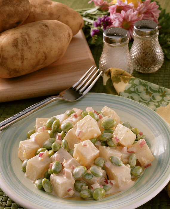 Idaho® Potato and Edamame Salad