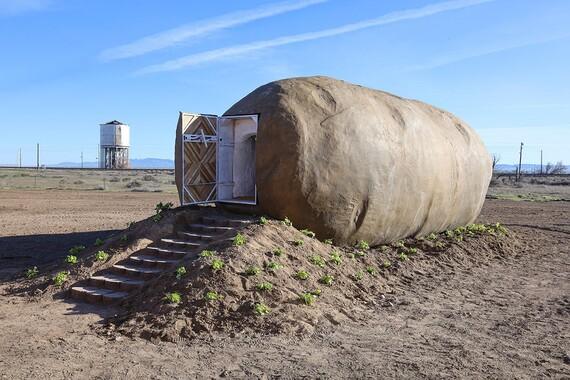 Potato Hotel Entry