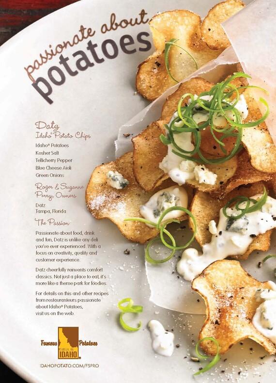 Datz Idaho® Potato Chips