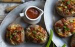 Idaho® BBQ Baked Potato