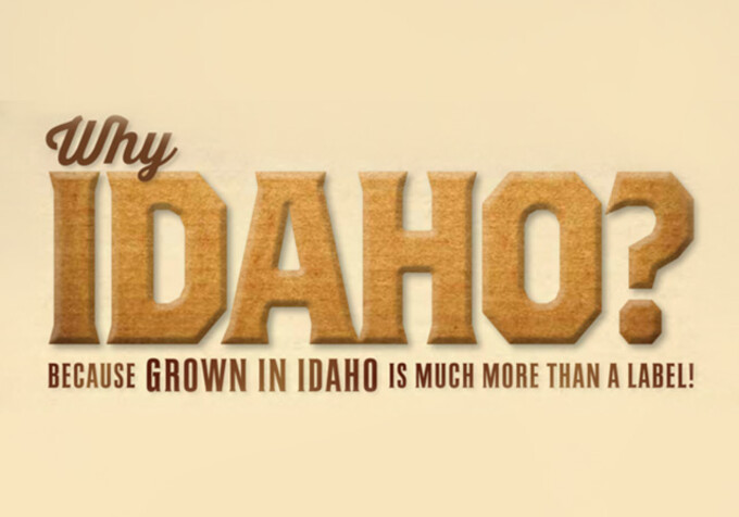 Why Idaho?