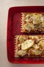 Idaho® Fingerling Potato Flatbread Pizza
