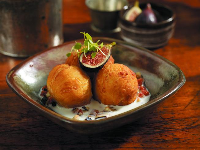 Potato Beignets