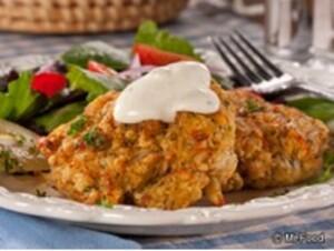 """""""Idaho® Potato Crab Cakes"""" Win Grand Prize in the Idaho Potato Commission's Heart Smart Recipe Contest"""
