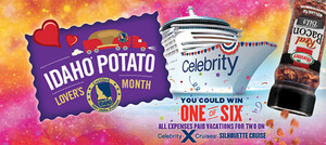 ALL ABOARD! CARIBBEAN CRUISE FOR TWO IS GRAND PRIZE IN 26th ANNUAL IDAHO POTATO COMMISSION RETAIL DISPLAY CONTEST