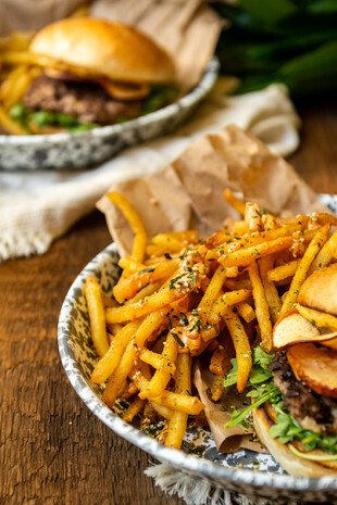 Beef Tallow Furikake Idaho® Fries