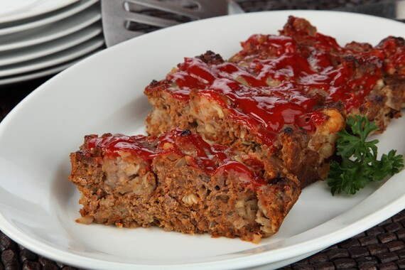 Perky Idaho® Potato Meatloaf