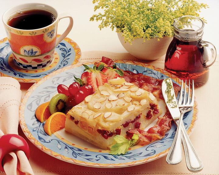 Fruity Idaho® Potato Breakfast Squares